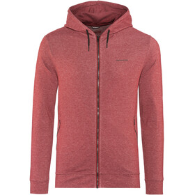 Craghoppers NosiLife Tilpa Hooded Jacket Men Firth Red Marl